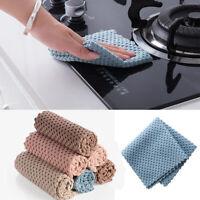 Supplies Dishcloth Scourig Pad Washing Dish Cloth Cleaning Cloth Washing Towel
