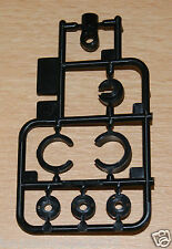 Tamiya 58072 Avante/Negro/2011, 0115066/10115066/9115028 piezas (partes Amortiguador Q)