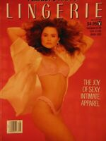 Playboy's Lingerie May June 1990 | Nia Breeon   #1363e+