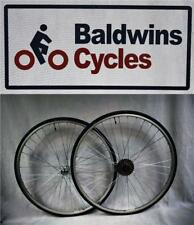 5 Speed Road Bike Touring Bicycle Wheelset Fronts Rear S Ebay