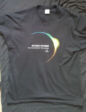 ROGER WATERS - Orig Dark Side of the Moon Tour Shirt 2007 Pink Floyd Psychedelic