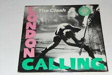 The Clash - 1979 ‎– London Calling  Original VINYL