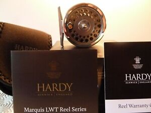 Hardy LWT Marquis 2/3 Trout Fly Fishing Reel
