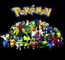 Lot of 24 Pokemon Go Pocket Monster Mini Figure Play set Toy 2-3cm cake topper