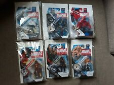 "Marvel Universe Hasbro 3.75"" Lot of 6 Hulk, Storm, Apocalypse, Spider Woman +"