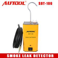 Autool SDT-106 Car Smoke Leak Detector Smoke Leakage Automotive Diagnostic Tool
