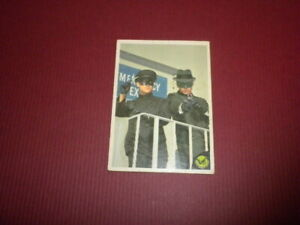 THE GREEN HORNET card #29 Greenway/Donruss 1966 Printed in U.S.A. - ABC TV