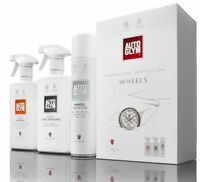 Autoglym Perfect Wheels Collection Gift Kit Clean Wheels Tyre Dressing Protector