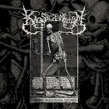 Kaos Sacramentum - Forneka den Fysiska Lekame CD 2014 melodic black metal Sweden