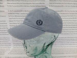 HENRI LLOYD Baseball Cap Teens Young Mens Embroidery Hat Stone Blue OS Caps BNWT