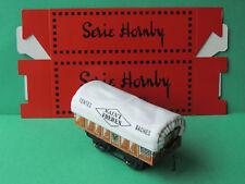 Hornby Collection Hachette Wagon Tombereau Bâché Saint Freres + Boite Echelle O