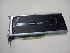 NVIDIA  Quadro 4000 2GB 256-bit GDDR5 PCI Express 2.0 x16 Free shipping