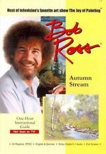 BOB ROSS:AUTUMN STREAM NEW DVD