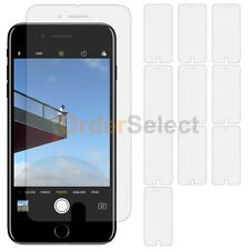 10X New Ultra Clear Hd Lcd Screen Shield Guard Protector for Apple iPhone 7 Hot!