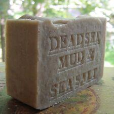 Dead Sea Mud Soap With Dead Sea Salt (Unscented) Soap Mud From Jordan