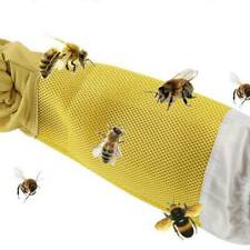 Beekeeping Cover Bee Suit Heavy Duty Protective Ventilated Keeping Gloves Ys