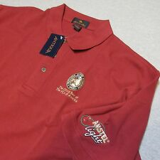 NEW ANTIGUA PGA AMSTEL LIGHT POLO STYLE GOLF TOUR MEN SHIRT LARGE LRG L COTTON