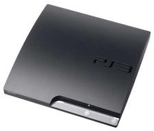 Sony PlayStation 3 Slim CECH-2004A - 120GB Spielekonsole (PAL) Black - Gut #240