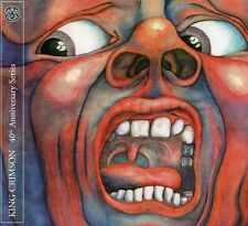 King Crimson - In the Court of the Crimson King, 40th Anniversary Series [CD]