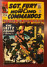 "SGT. FURY and his Howling Commandos #20 ""THE BLITZ SQUAD STRIKES!""  July 1965"
