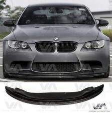 BMW M3 E90 E92 E93 GTS CARBON FIBER FRONT BUMPER LIP SPOILER SPLITTER