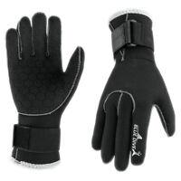 3MM Neoprene Swim Swimming Scuba Diving Snorkeling Gloves Coldproof Non-slip