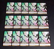 Lot of (15) World of Warcraft WoW TCG Moonfire Fires of Outland - Ability Rare
