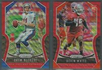 2019 Panini Prizm Football RED WAVE Parallel /149 Complete Your Set - You Pick!