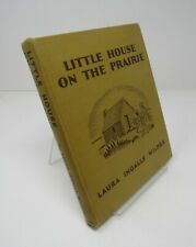 Little House on the Prairie Laura Ingalls Wilder 1953 1st Ed EXCELLENT CONDITION