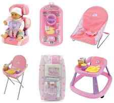 Casdon Baby Huggles Dolls Accessories Pretend Mummy Toys Pink Girls Games Dolly