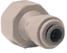 """15mm 1/2"""" BSP x 1/4"""" Push Fit Connector - John Guest 4 Water Filters and Fridges"""