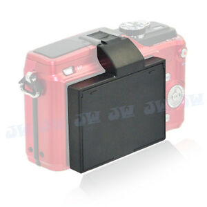 JJC Hood Cover Screen Protecter For LCD on OLYMPUS E-PL2 Mirrorless Camera