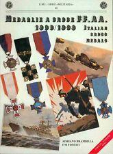 Catalogo sulle Croci militari Italiane 1900-1989 smaltate, armate, arditi CCNN