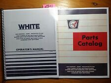 WFE White Cockshutt Oliver 560 565 566 Plow Owner's Operator's Manual + Parts