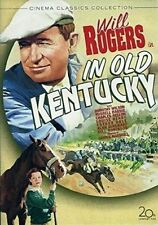 DVD In Old Kentucky: Will Rogers Dorothy Wilson Hardie Esther Dale Alan Dinehart