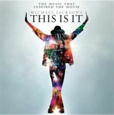 Michael Jackson's This Is It by Michael Jackson (CD, 2009, 2 Discs, Epic)