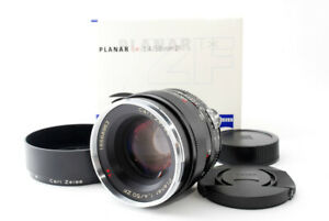 [Mint in Box] Carl Zeiss Planar T 50mm F1.4 ZF Lens For Nikon F from JAPAN