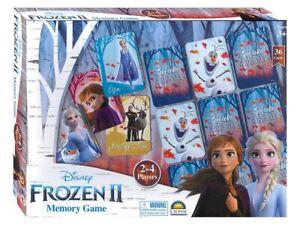 Disney Frozen II Memory Game