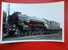 PHOTO  LNER PEPPERCORN CLASS A1 4-6-2  60119 PATRICK STIRLING