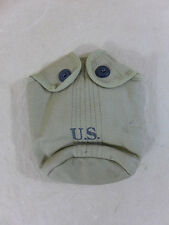 US ARMY WW2 PARATROOPER Bezug Feldflasche / para airborne canteen cup cover