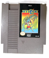 Hydlide ORIGINAL NINTENDO NES GAME Tested ++ WORKING ++ AUTHENTIC!!
