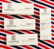 La Roche Posay REDERMIC R & C10 Corrective Pure Vitamin C antiage Retinol French