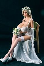 160cm Silicone Sex Doll TPE Solid Full Body Real LifeLike Love Companion Sex Toy