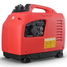 1250 Watts Portable Gasoline Inverter Generator 4 Stroke Gas Powered EPA CARB