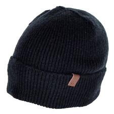 Barts Bison Beanie Hat - Black