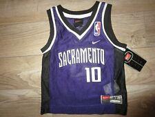 Mike Bibby #10 Sacramento Kings NBA Nike Jersey Baby Toddler 2T NEW