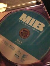 Men in black international. blu ray. Shipped in  Cd case.