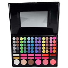 Pro 78 Colors Eye Shadow Cosmetic Shimmer Matte Makeup Eyeshadow Palette Set