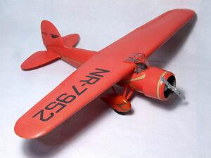 1/10 Echelle Lockheed Vega Plans Et Gabarit 49ws