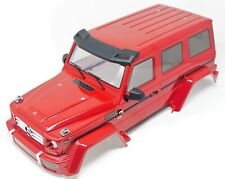 TRX-4 Mercedes-Benz - BODY Cover, RED (Shell Factory new Painted Traxxas 82096-4